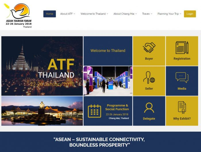 Asean Tourism Forum 2018