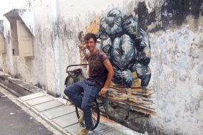 Ernest Zacharevic – Urban Art