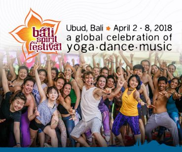 BaliSpirit Festival 2018 is soon!