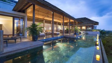 The Longhouse in Jimbaran, Bali