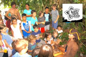 BaliSpirit Festival is ideal for kids