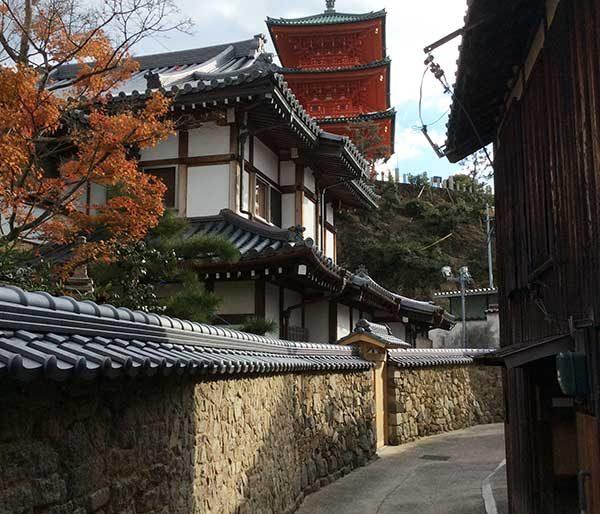 Shodoshima Temple