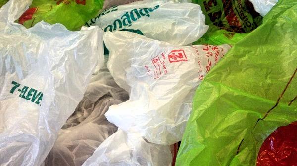 Thailand plastic bags culture