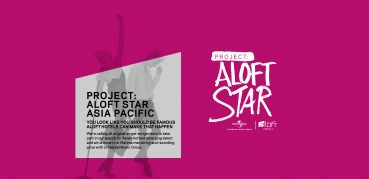 Project: Aloft Star Asia-Pacific 2018