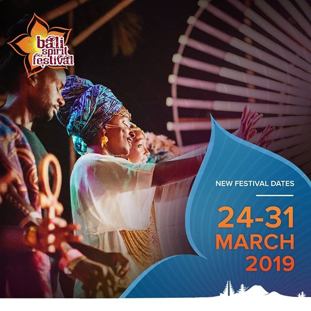 BaliSpirit Festival 2019 Super Early Bird Pass
