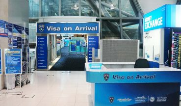 New Visa rules for border entry to Thailand