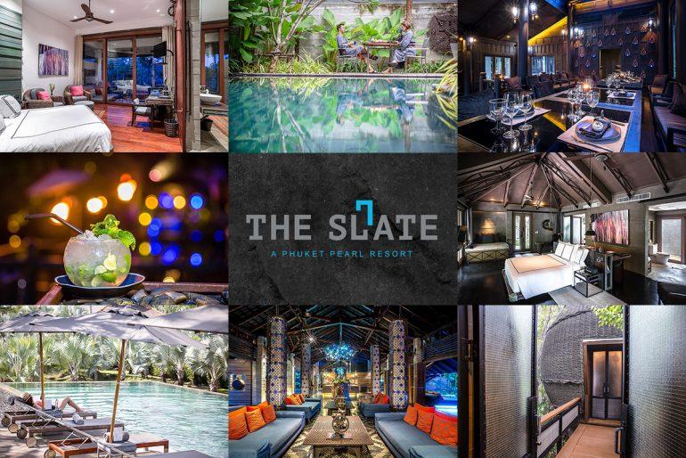 The Slate Phuket resort