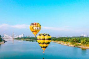 10th MyBalloonFiesta Returns to Putrajaya