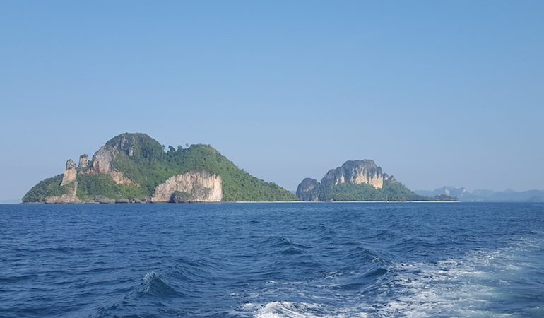 Koh Poda and Chicken island, 2 of Krabi icons