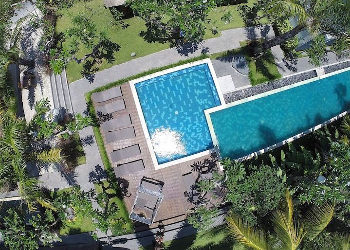 The Grand Sunti arial view