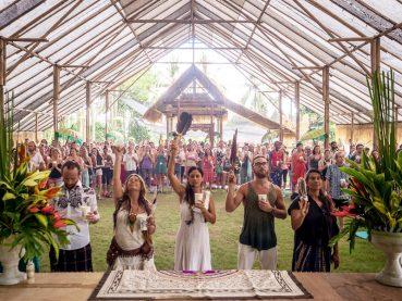 Cacao Ceremony at BaliSpirit Festival 2019