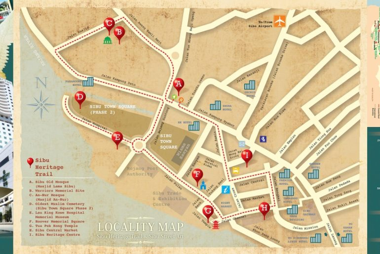 Sibu Heritage Trail