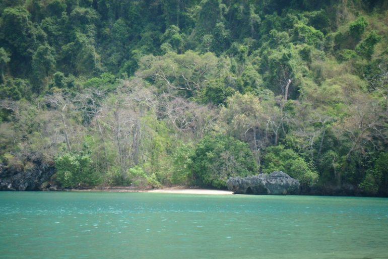 The amazing Krabi sea