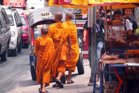 A view on Bangkok