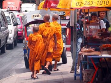 Uno sguardo su Bangkok
