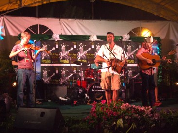 Rainforest World Music Festival 2013 Gala Dinner