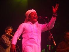 Rafly in concert in Kuching