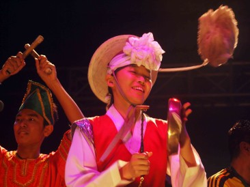 Palsandae – Korean music and performing arts