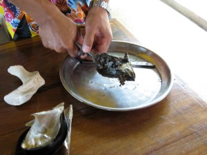 Rag Yai Island: a productive pearl farm in the Andaman sea