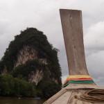 Krabi Town, cruising to Nam Khao Kanab