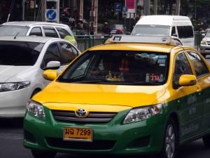 Spostarsi a Bangkok con i taxi meter