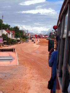 In direzione del Laos