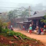 Laos - Mercato locale