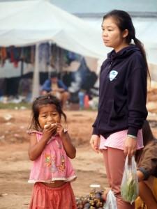 Gente del Laos