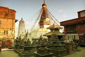Swayambhunath – Magic Kathmandu – Part 3