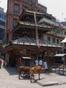 Tempio Ugratara a Kathmandu