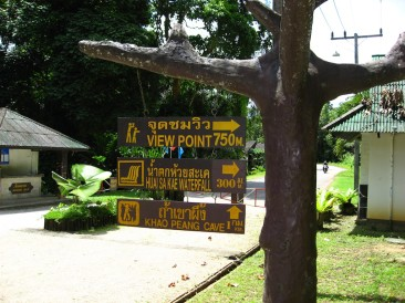Huay To Waterfall Trek – Krabi