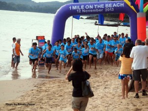 Loving Andaman Sea the race