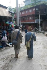 Walking in Namshan