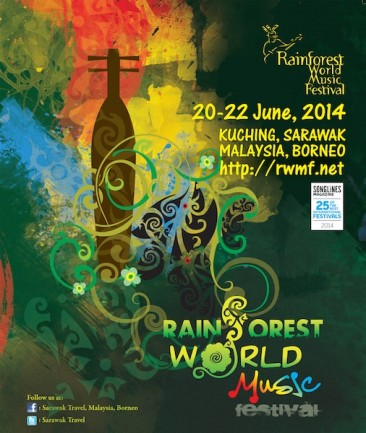 Rainforest World Music Festival 2014