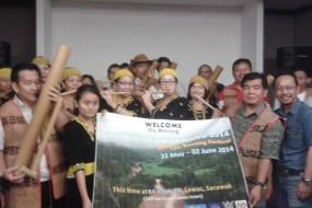 Lun Bawang Festival in Sabah – Borneo