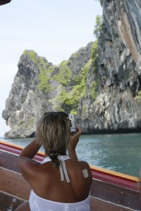 A snorkeling destination