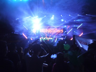 Trance music arrives in Kuching