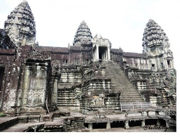 Truly magical Angkor Wat