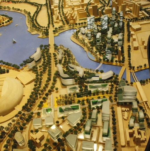 The amazing island wide model