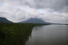 The legend behind Mount Santubong