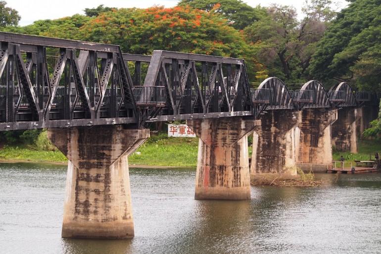 Kanchanburi Death Railway