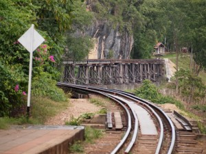 Kanchanburi Death Railway
