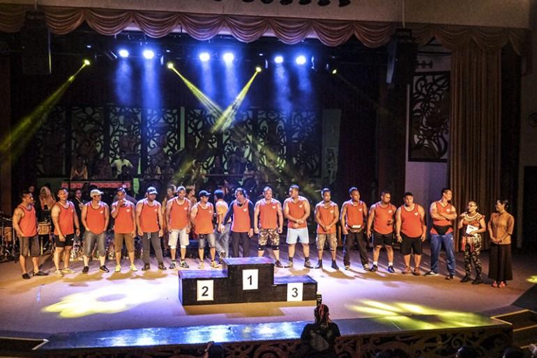 Sarawak Ironman participants