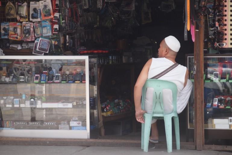Sagada vendor