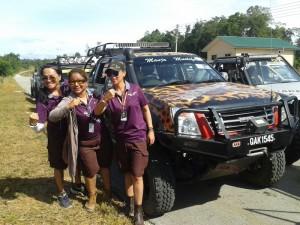 Local team of Dayangku