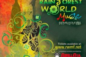 The 18th Rainforest World Music Festival
