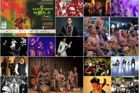 Rainforest World Music Festival 2015