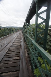 Pai memorial bridge structure