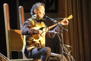 Epi Mongolian throat singer