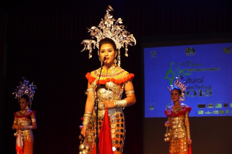 MISS World Harvest festival 2015